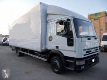 Camion fourgon Iveco Eurocargo 120E24 TECTOR FURGONE 8.10 CON PEDANA