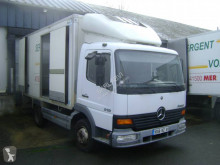 Mercedes mono temperature refrigerated truck Atego 818