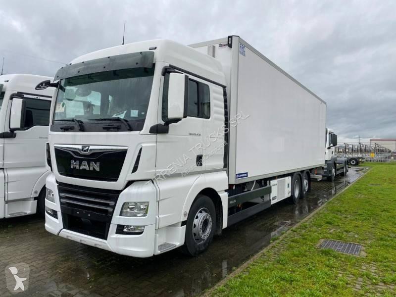 Vedere le foto Camion MAN TGX 26.480