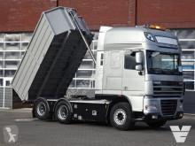 DAF XF105 truck used tipper