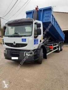 Renault Premium 410 DXI truck used hook lift