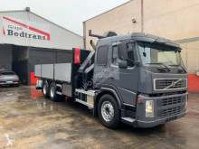 Volvo FM 400 truck used flatbed