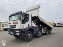 Iveco two-way side tipper truck Trakker 360
