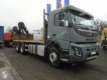 Camion Volvo FMX 460 plateau standard occasion