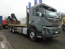 Volvo standard flatbed truck FMX 460
