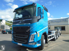 Volvo FH13 460 truck used hook lift
