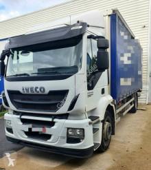 Camión Iveco Stralis 310 tautliner (lonas correderas) usado
