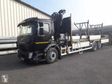 Camion Volvo FE 280-26 plateau ridelles occasion