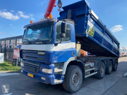 Ginaf X 4446 TS MANUAL - 22,5 M3 truck used tipper