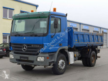 Mercedes hátra és két oldalra billenő kocsi teherautó Actros 1846*Euro3*Retarder*3 Seitenkipper*
