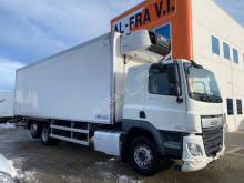 DAF CF FAT 400 truck used mono temperature refrigerated