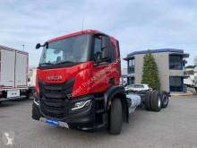 Iveco Stralis X-Way truck new BDF