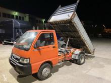 Furgoneta Piaggio Porter furgoneta volquete usada