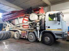 Camion Astra HD7 84.42 béton malaxeur + pompe occasion