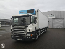 Scania P 320 truck used mono temperature refrigerated