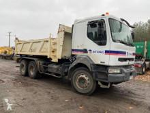 Renault two-way side tipper truck Kerax 370 DCI