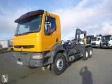 Renault hook lift truck Kerax 340