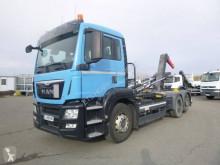 MAN hook lift truck TGS 26.400