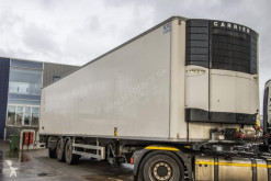 Chereau mono temperature refrigerated truck CARRIER VEKTOR 1850 MT+DHOLLANDIA 3T.+ ESSIEU DIRECTIONNEL
