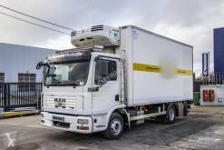 Teherautó MAN TGL 12.240 használt egyhőmérsékletes hűtőkocsi
