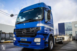Camion fourgon brasseur Mercedes Actros 1836