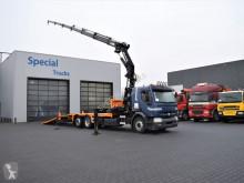 Camión caja abierta Renault Premium 320