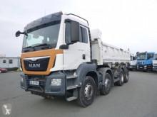 MAN two-way side tipper truck TGS 35.400