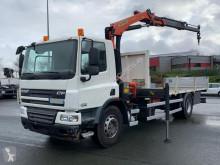 DAF standard flatbed truck CF75 310