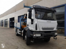 Camión caja abierta teleros Iveco Eurocargo 140 E 28