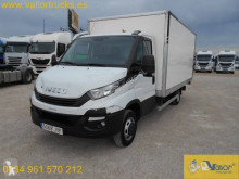 Iveco Daily 50C15 truck used plywood box