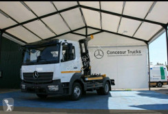 Mercedes Atego 1021 K truck used construction dump