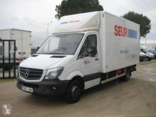 Mercedes Sprinter 515 truck used box