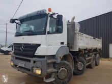 Mercedes two-way side tipper truck Axor 3241