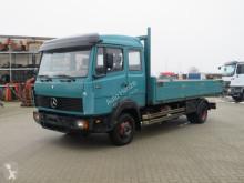 Mercedes flatbed truck LN 817 Pritsche Lg. Fahrerhaus 7 Sitzplätze