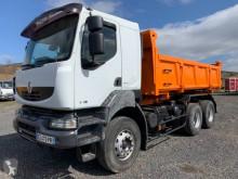 Camión volquete volquete bilateral Renault Kerax 410 DXI