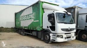 Kamion Renault Premium 370.26 DXI posuvné závěsy použitý