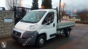 Furgoneta furgoneta caja abierta teleros Fiat Ducato Pritsche mit AHK nur 106t km