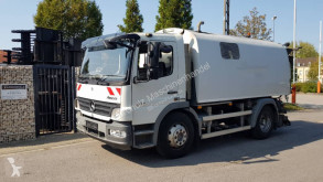 Mercedes road sweeper Mercedes-Benz Atego 1518 Kehrmaschine