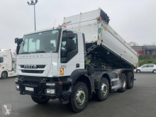 Iveco Trakker 360 truck used two-way side tipper