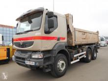 Camion Renault Kerax 380 DXI ribaltabile usato