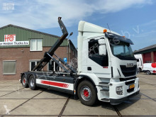 Camion polybenne Iveco AD260rSY/PS CNG | Retader | VDL Hooklift | Manual