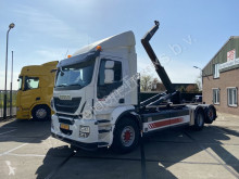 Camion scarrabile Iveco AD260SY/PS CNG | | VDL Hooklift | Manual
