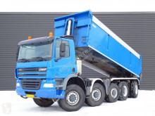 Vrachtwagen Ginaf X5450S 10X8 TIPPER / MANUAL GEARBOX / NL TRUCK ! tweedehands kipper