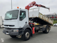 Camion benne TP Renault Kerax 270 DCI