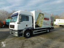 Camion MAN 15.290 TGM Koffer Euro 5 EEV LBW 2to fourgon occasion
