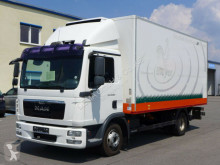 MAN TGL TGL 12.220*Euro5*TÜV*Carrier Xarios 600*LBW* truck used refrigerated