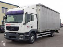 MAN TGM 12.250*Euro 5*EEV*Klima*TÜV*AHK* truck used tarp