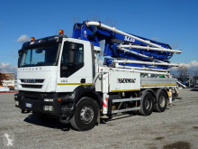 Iveco concrete pump truck truck Trakker 380