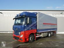 Vrachtwagen met huifzeil Mercedes 2545 L 6x2*Big Space*Retarder*Klima*Standklim