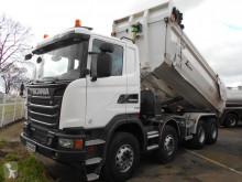 Scania half-pipe tipper truck G 410